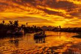 Delta Sunsets