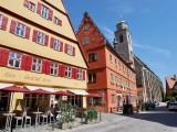Segringer Strasse mit St. Georg Kirche