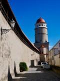 Stadtmauer und Löpsinger Tor