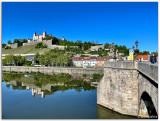Marienberg Fortress and Old Main Bridge