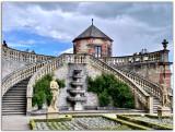 Fürstengarten Fortress Marienberg