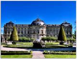 Hofgarten und Orangerie