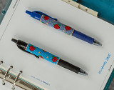 Pen Wrap - Roses