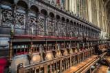 King's College Choir Seats