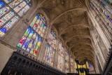 Kings College Choir Ceiling