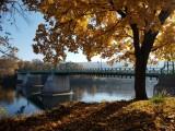Autumn in Bucks County