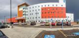 Nouvel hôpital qui a accueilli ses premiers patients le 26 mai 2019