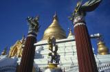 Mandalay, Kuthodaw Pagoda