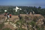 Mingun, on the top of Mingun Pahtodawgyi