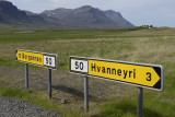 From Akranes to Hraunfossar