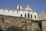 Grilo Monastery from Manutenção Street