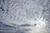 Sky near Gordon Bay