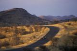 Near Windohek, Namibia