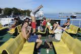 Boat from Zadar to Dugi Otok