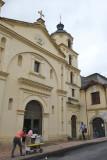 Bogota, La Candelaria Church