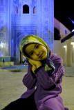 Yazd, at Masjed-e Jameh