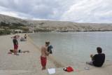 Pag Town Beach