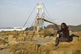 Mazeppa Bay Beach Bridge