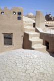 Yazd, Old Town, Art Cafe