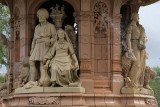 Glasgow, Doulton Fountain