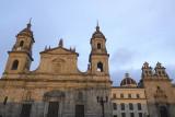 Bogota, Plaza Bolívar, Catedral Primada