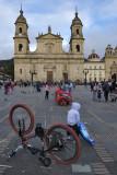 Bogota, Plaza Bolívar