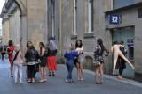 Glasgow, Exchange Place