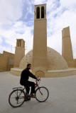Yazd, Old Town Tanks