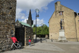 Glasgow, Cathedral Square