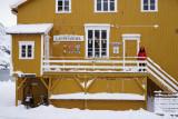Nusfjord, Landhandel Cafe