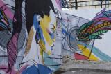 Maria José da Guia Street, Color Blind Colective 2019