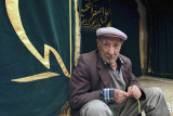 Natanz, at the entrance of Samaneh Khan Ahmadloo