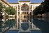 Kashan, Hotel Mahinestan Raheb