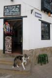 Villa de Leyva, Carrera 8 with Calle 13