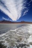 Laguna Legia, Chile