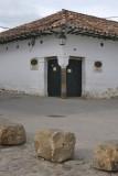 Villa de Leyva, Calle 12 with Carrera 9