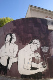 Santo António dos Capuchos Alley, Tamara Alves 2016