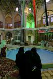 Kashan, Bazar, Khan Amin al-Dawlah Timchech