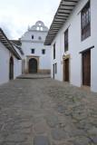 Villa de Leyva, Calle 14, Iglesia del Carmen