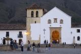 Villa de Leyva, Iglesia N Señora del Rosario