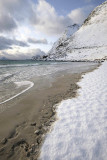 Hauklandstranda Beach