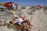 Costa da Caparica Beach, Portugal