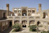 Kashan, Mosque and Madrassa Agha Bozorg