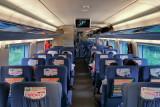 Sapsan Train St. Petersburg - Moscow