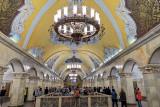 Moscow Komsomolskaya Station 2