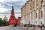 Borovitskaya Tower & Armoury Chamber
