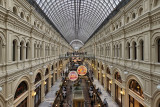 Moscow GUM Department Store