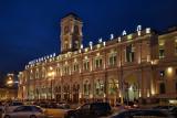 St. Petersburg Train Station