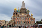 Church of the Savior on Spilled Blood 1