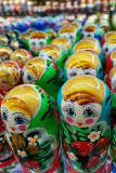 Matryoshka Wooden Nesting Dolls